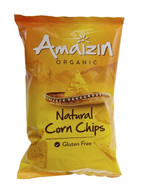 Chips maïs natures - 150g