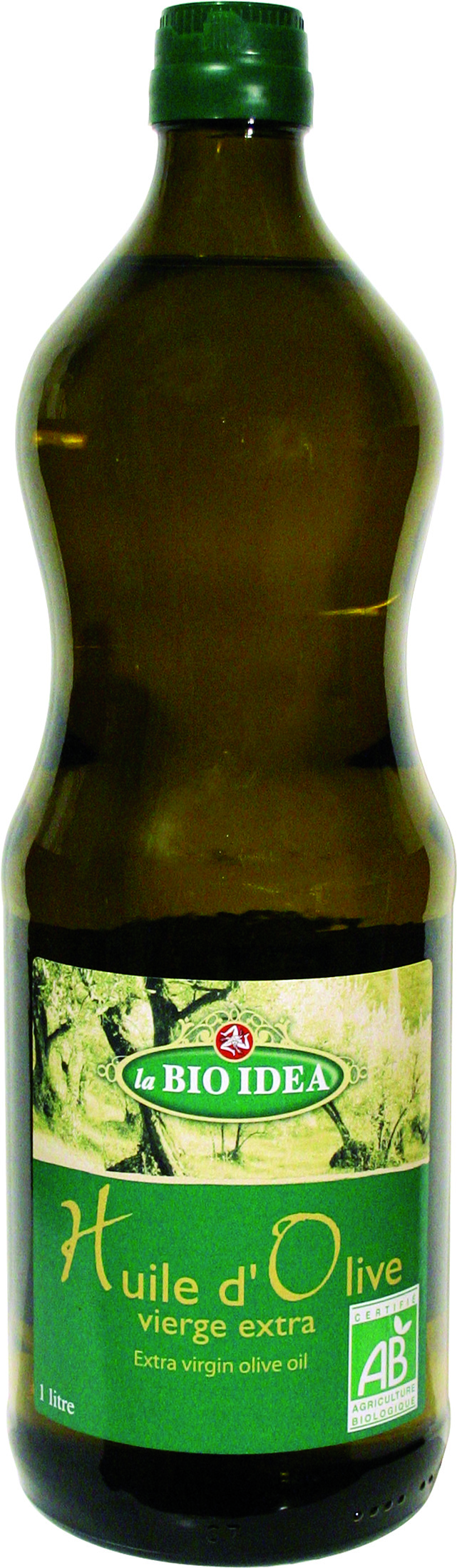 Huile d'Olive vierge - 1L