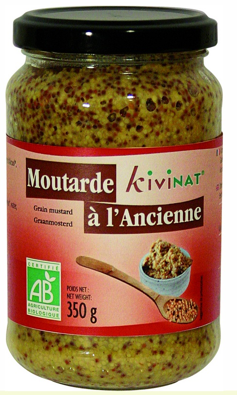 Moutarde ancienne - 350 g