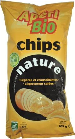 Chips natures